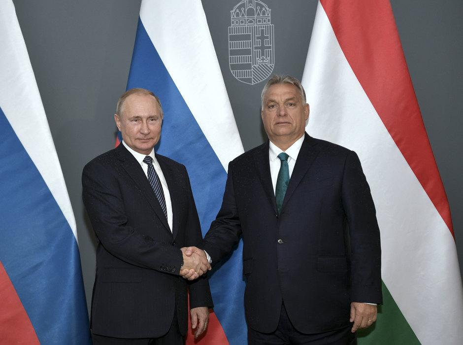 Orban: Mađarska zainteresovana za što bolju saradnju Rusije i zapadnih zemalja