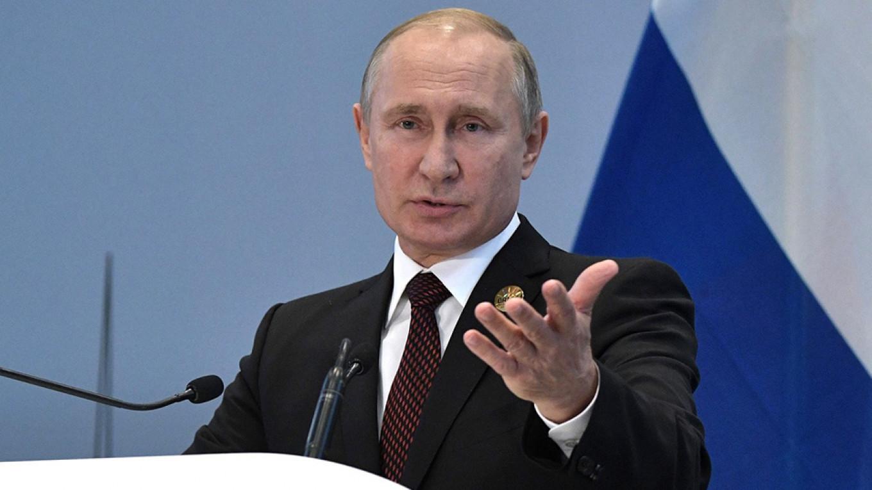 Putin produžio neradne dane do 11. maja