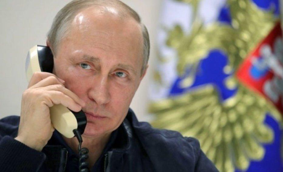 Putin i Erdogan: Potrebne nove mere u Siriji