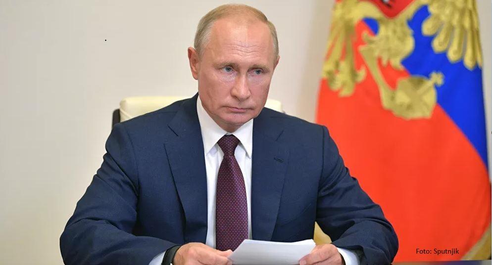 Putin: Status Nagorno-Karbaha biće određen u budućnosti