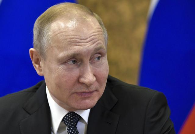 Putin: Odlučne i racionalne mere usporile širenje virusa