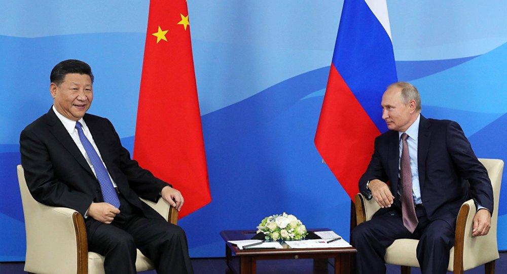Putin: Stabilan odnos Rusije i Kine, Si: Nova godina, nove akcije