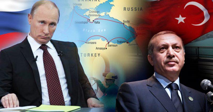 Erdogan u utorak sa Putinom o Siriji