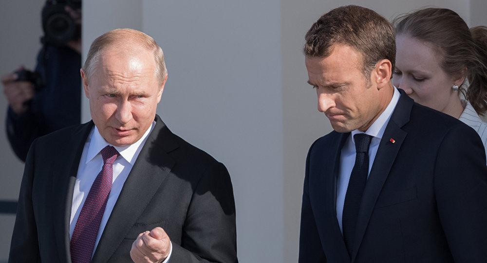 Putin i Makron pozvali sve strane u Iranu na uzdržanost
