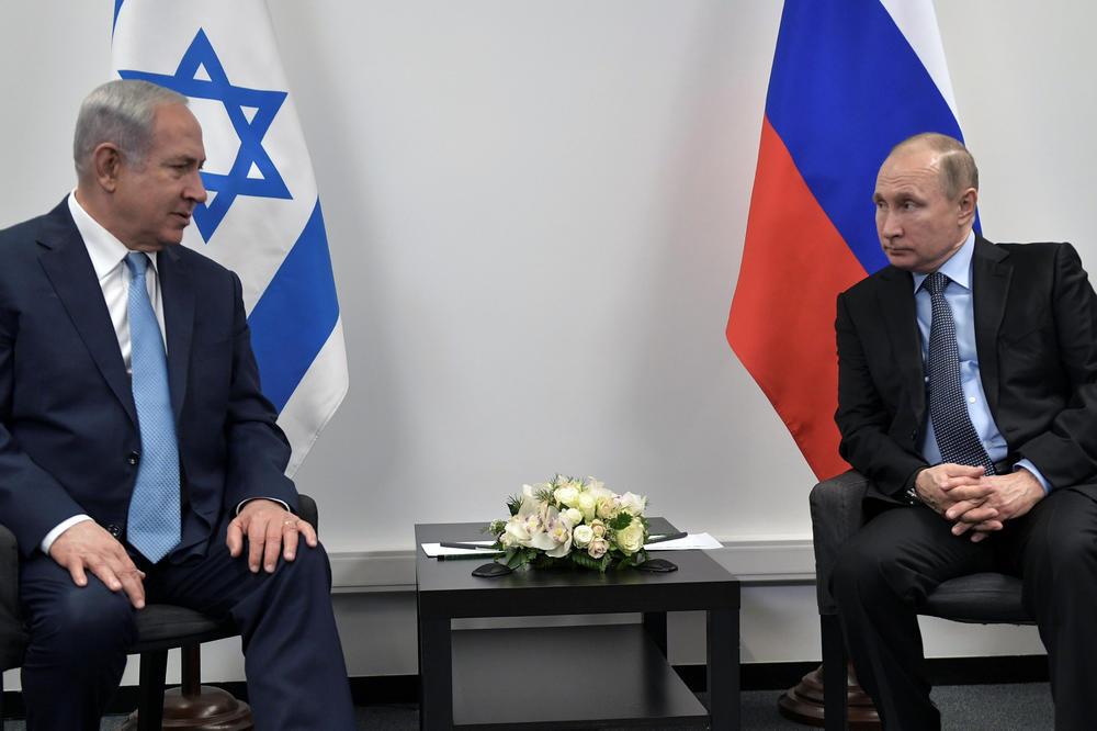 Rusija i Izrael ogorčeni zbog pokušaja negiranja holokausta