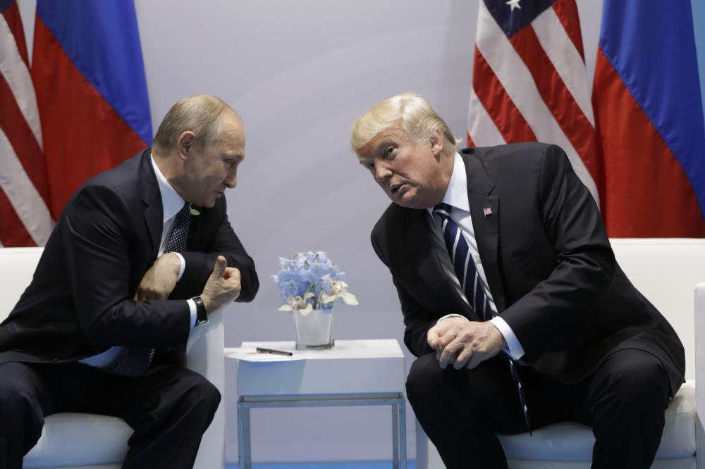 Sve izvesniji sastanak Putina i Trampa na samitu G20
