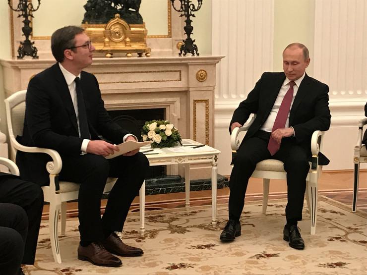 Putin će u Beogradu izneti stav Moskve o Kosovu