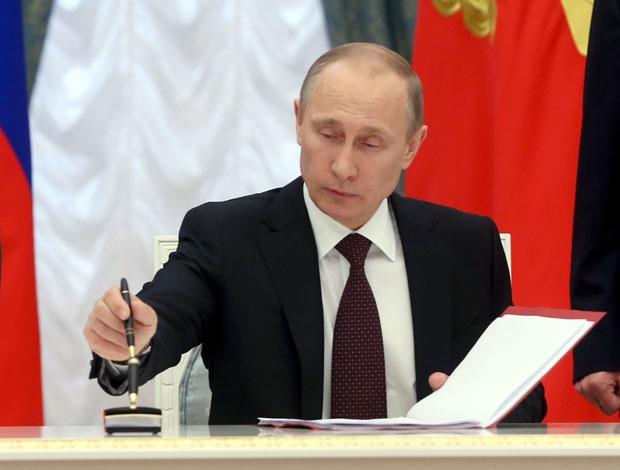 Putin ozakonio sporazum Evroazijske Unije sa Srbijom