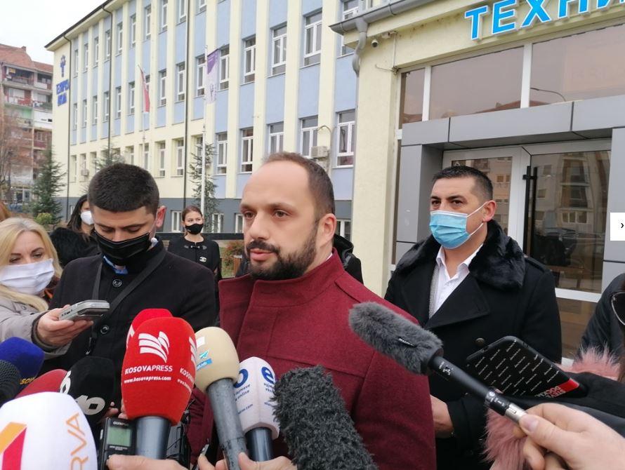 Radojević: Da zajedno gradimo budućnost i da Mitrovica bude stub opstanka