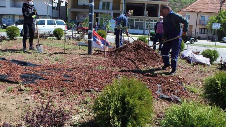 Miletić: Planira se rekonstrukcija i obnova putne infrastrukture u opštini Leposavić