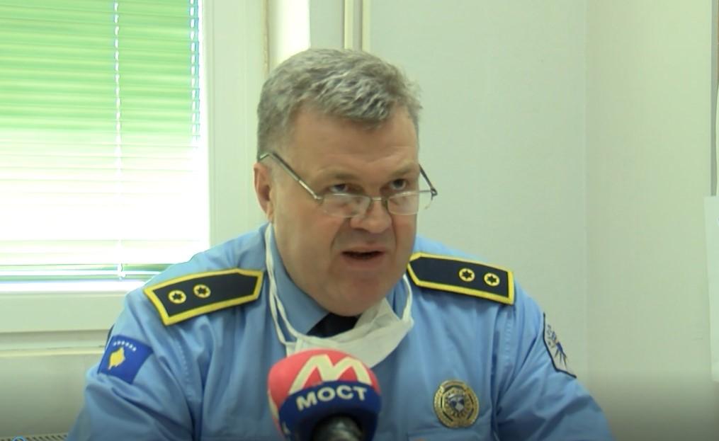 Radović: Saobraćaj između Severne Mitrovice i Zvečana nije  potpuno u prekidu