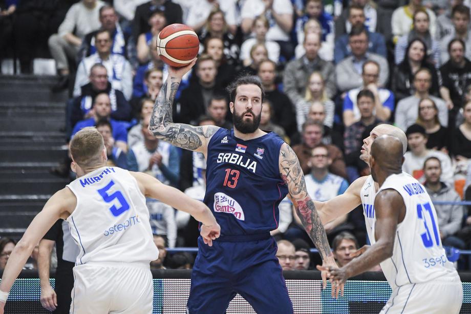 Srbija ubedljiva u Finskoj na debiju Kokoškova
