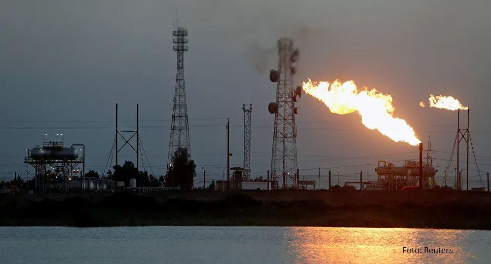 Raketa pogodila rafineriju nafte na severu Iraka