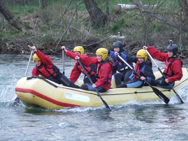 Svetski rafting kup u Zubinom Potoku počinje u petak