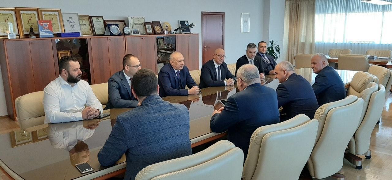 Delegacija Srpske liste sa ministrima u Vladi Republike Srpske