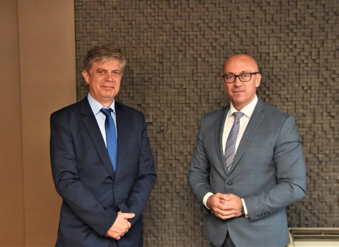 Ministar Rakić i šef Euleksa Vigemark razgovarali o vladavini prava i zakona na KiM