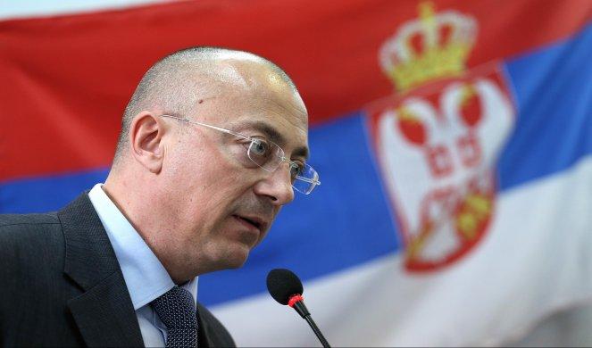 Rakić: Ko dirne u naše domove i našu severnu Kosovsku Mitrovicu dobiće adekvatan odgovor