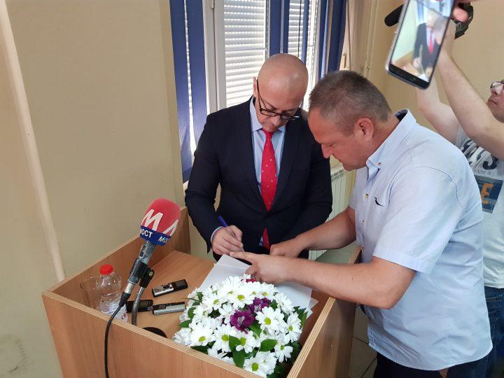 Gradonačelnici sa severa Kosova izjavama na svečanim sednicama stupili na dužnost
