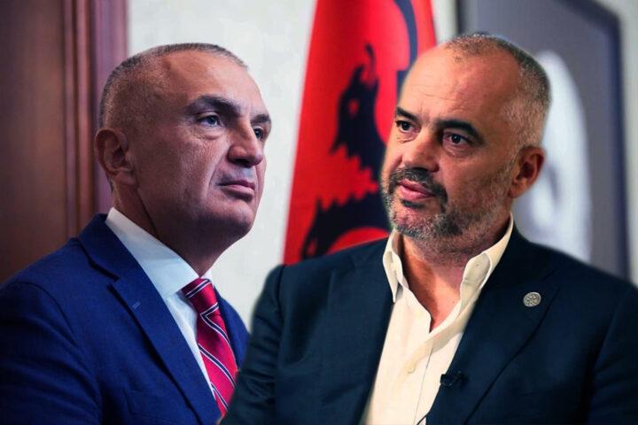Albanija: Rama rešen da smeni Iljira Metu