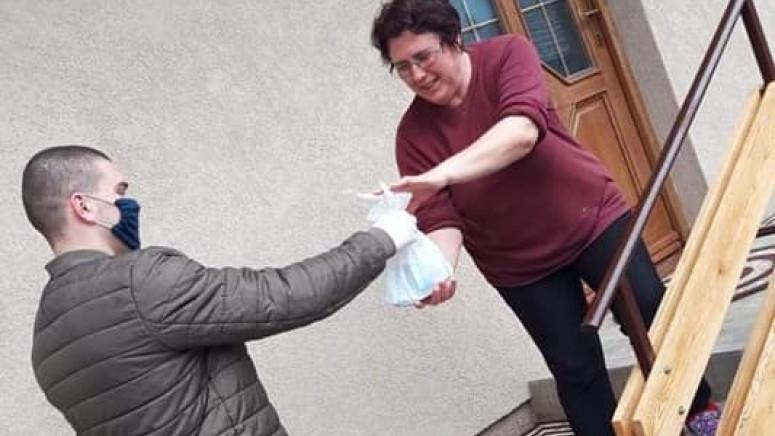 Ranilug: Volonteri nastavljaju akciju pomoći stanovništvu