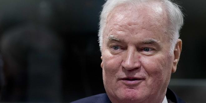Hag: Ukazano na loše zdravstveno stanje Mladića