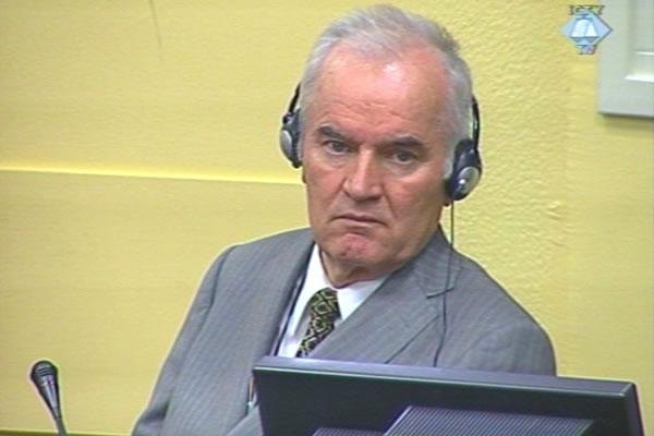 Ratko Mladić mogao bi da dođe u Srbiju u martu