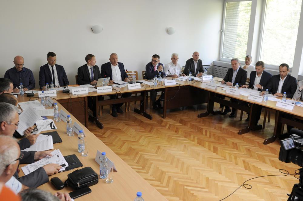 Ljajić: Razgovori o izbornim uslovima su prilika za dogovor