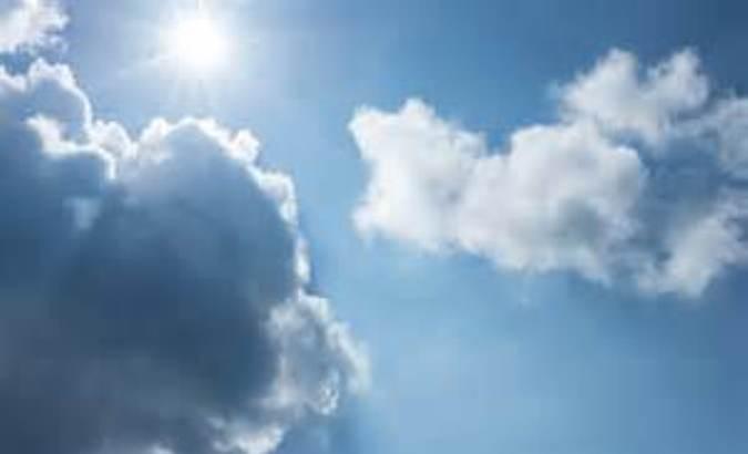 Razvedravanje uz porast dnevne temperature