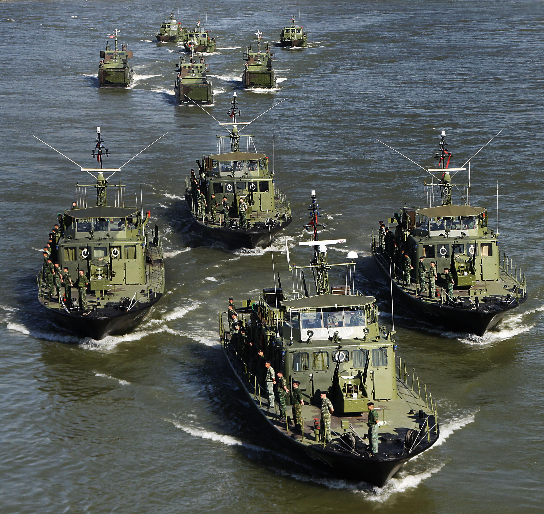 Vulin: Završićemo proces prenaoružavanja Rečne flotile