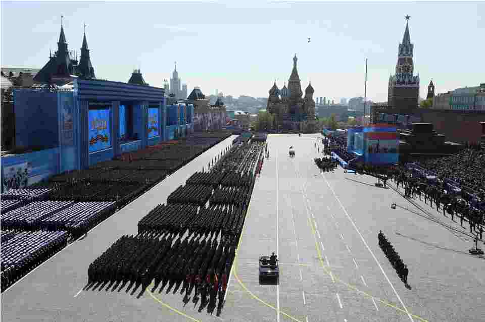 Više od 60.000 vojnika na Paradi pobede, šta će sve moći da se vidi od naoružanja