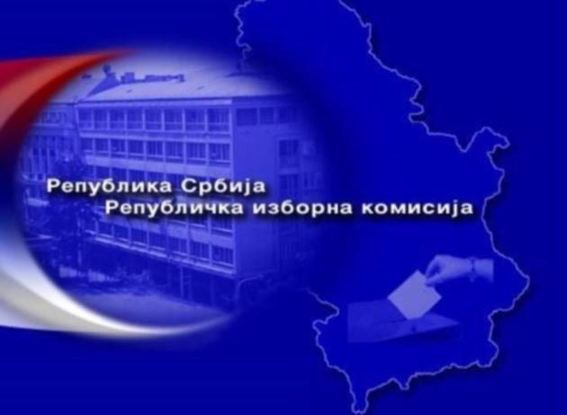 Republička izborna komisija usvojila Izveštaj o ukupnim rezultatima izbora za narodne poslanike Narodne skupštine