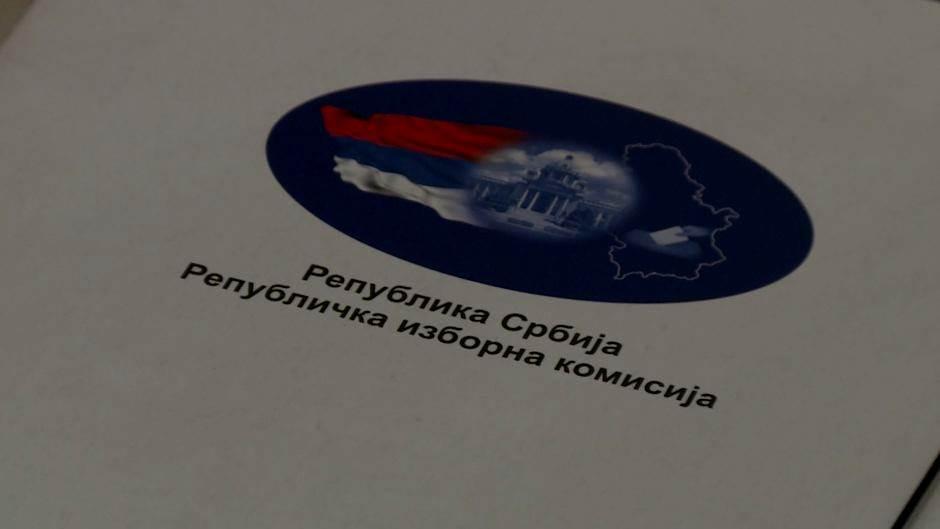 Republička izborna komisija donela Rešenje o prekidu svih izbornih radnji