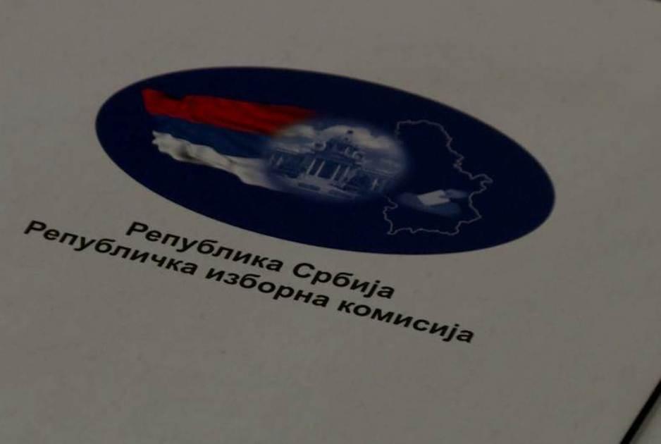 RIK utvrdio konačan broj birača u Srbiji