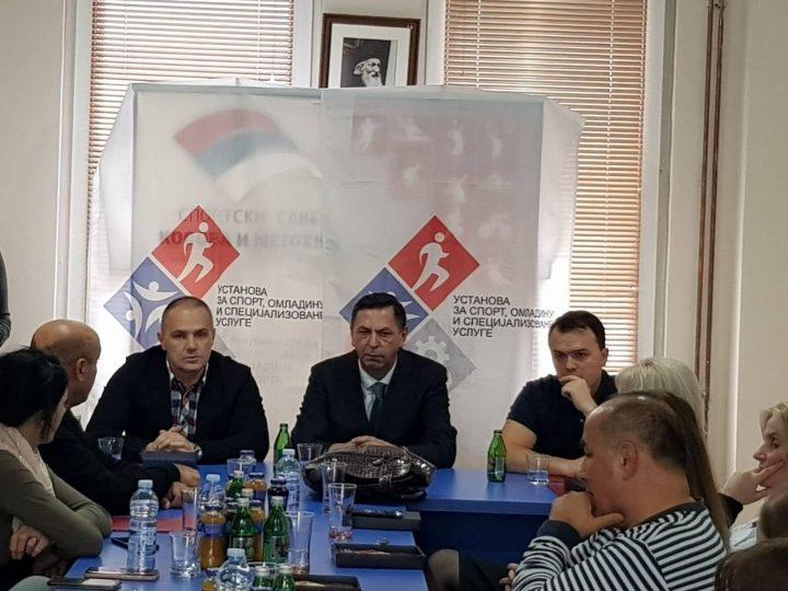 Uručene pohvale i plakete povodom Dana osnivanja Ustanove za sport, omladinu i specijalizovane usluge