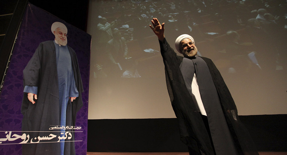 Rohani: SAD potpiruju tenzije na Bliskom istoku