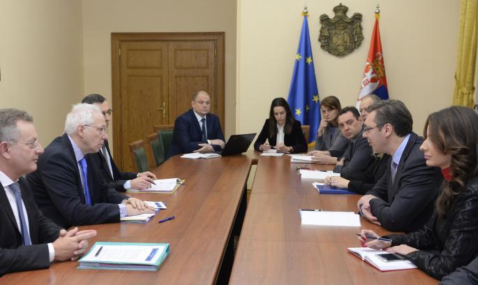 Venzel: Srbija neće osetiti teške posledice krize