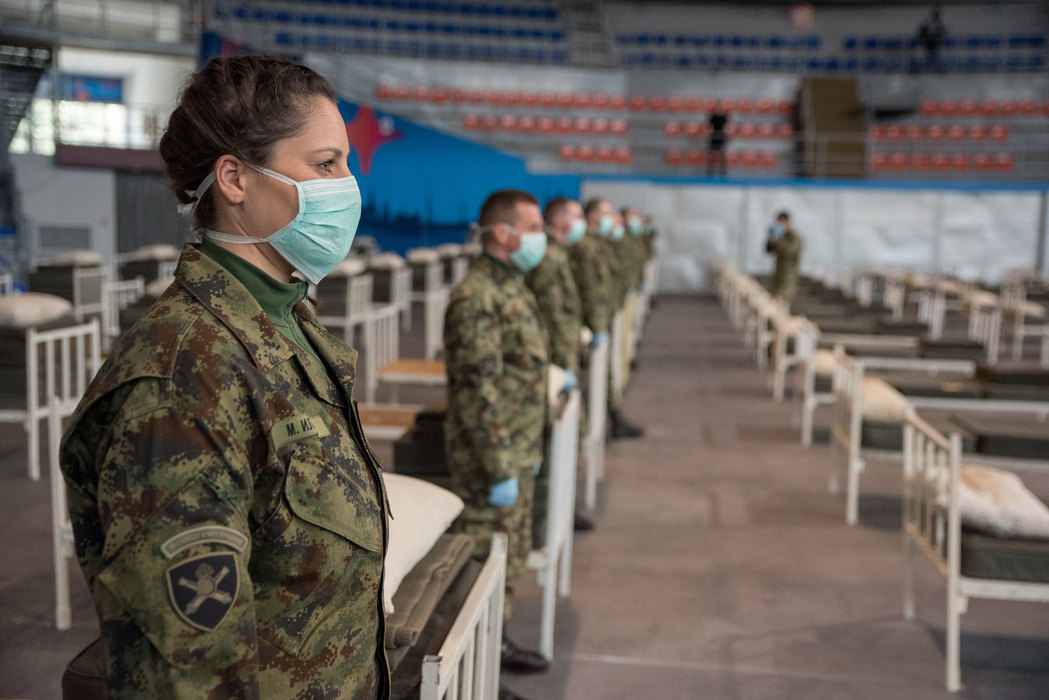 Vulin: Vojska počinje sa dezangažovanjem