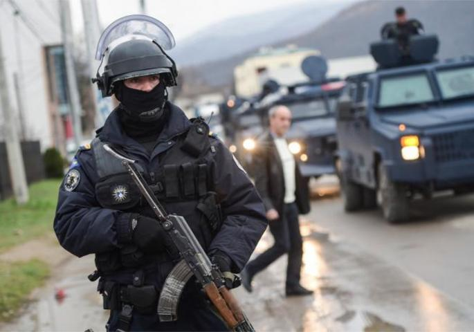 ROSU upala u severni deo Kosovske Mitrovice, dvoje Srba uhapšeno