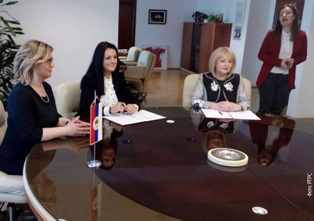 Srbija i RS potisale Memorandum o saradnji u oblasti demografije