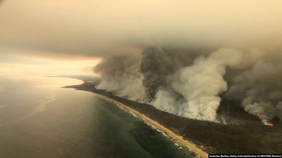 Australija: Uništeno 2.000 kuća, 25 žrtava