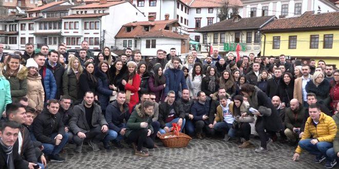 Poseta studenata iz centralne Srbije Kosovu i Metohiji