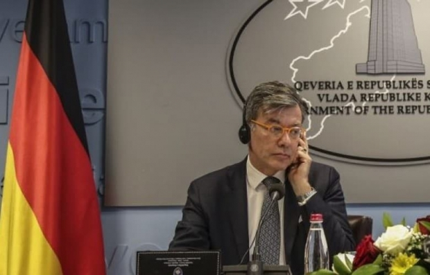 Nemački ambasador: Ključna nedelja za formiranje vlade