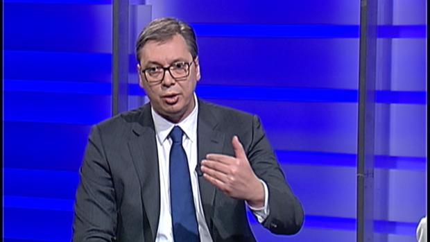 Vučić: Moja ideja odbijena, a nisu čuli koja je