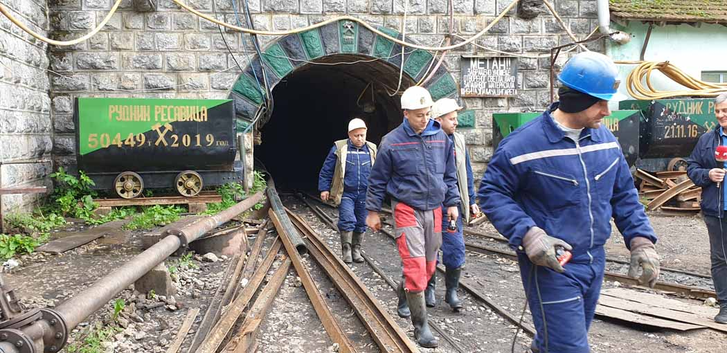 Mihajlović: Dobre šanse za ulaganja u rudarstvo i energetiku