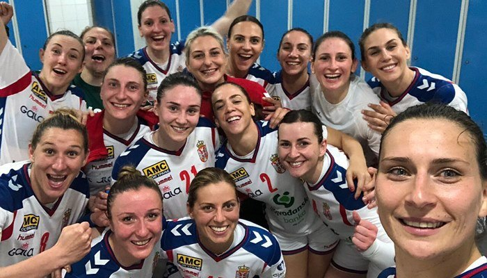 Ubedljiv trijumf rukometašica Srbije protiv Švajcarske