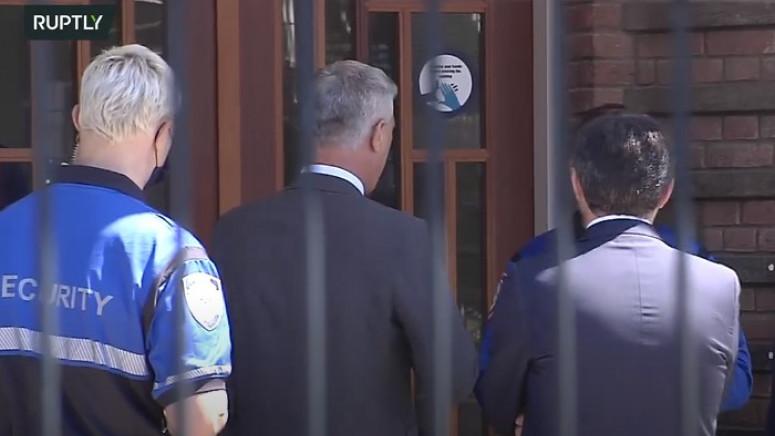 Pristinski mediji: Tači stigao u zgradu suda u Hagu, Bušovog bivšeg saradnika Prospera