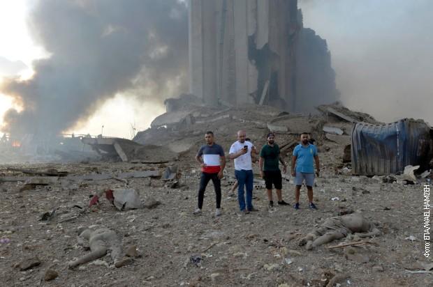 Bejrut:Broj poginulih porastao na 158, više od 6000 povređeno