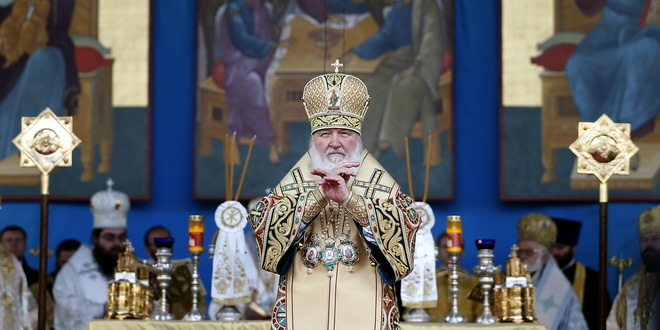 Ruski patrijarh poslao pisma verskim vođama