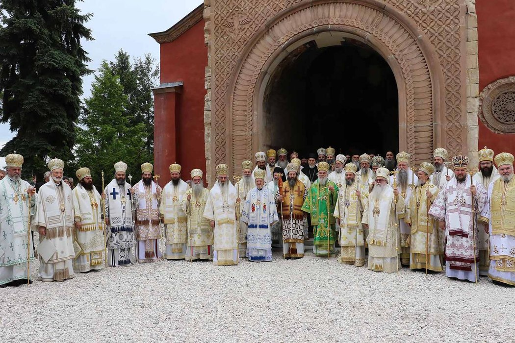 Sabor: O raskolu u Ukrajini, Kosovu i Metohiji, crkvi u regionu...