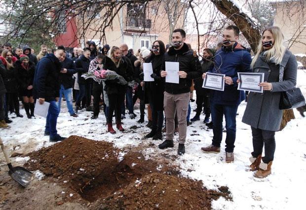Studenti sahranili međunarodno pravo, Povelju UN, Rezoluciju SB UN 1244...